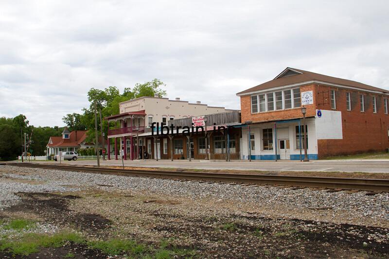 NS2013060019 - Norfolk Southern, Mapleville, AL, 6/2013