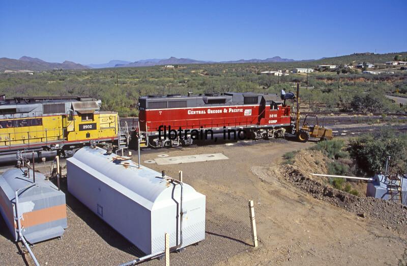 AZER2004090001 - Arizona & Eastern, Globe, AZ, 9/2004