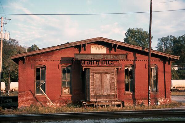 CNIC2006110003 - Illinois Central, Vicksburg, MS, 11/2006
