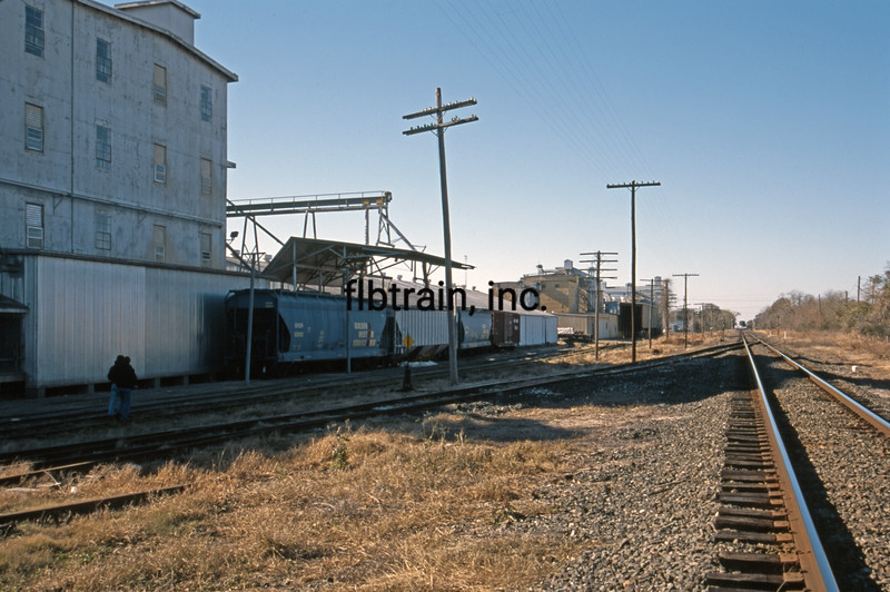 LD2001010007 - Louisiana & Delta, Crowley, LA, 1-2001