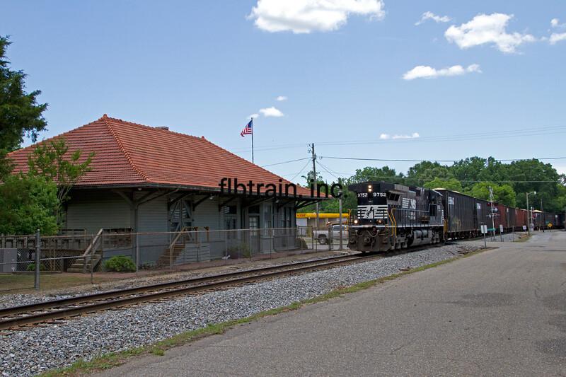 NS2013060020 - Norfolk Southern, Mapleville, AL, 6/2013
