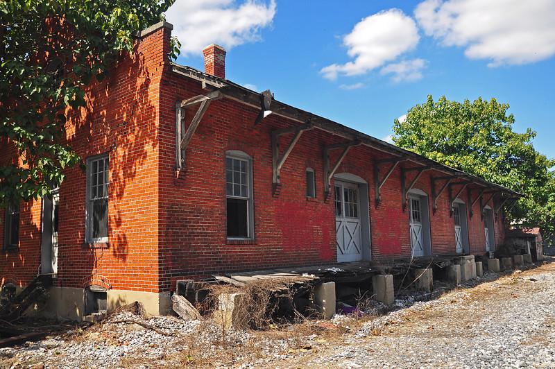 Freight Station - Martinsburg, WV - 2011