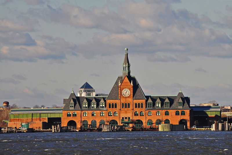 Central Railroad of New Jersey Terminal - Jersey CIty, NJ - 2011