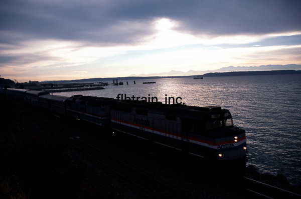 AM1996100010 - Amtrak, Edmonds, WA, 10/1996