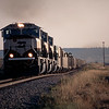 BNSF1996080050 - BNSF, Castle Rock, CO, 8/1996