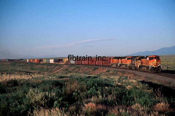 BNSF1999068960 - BNSF, Bragdon, CO, 6/1999