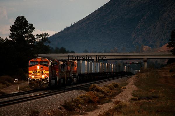 BNSF2002100355 - BNSF, Flagstaff, AZ, 10/2002