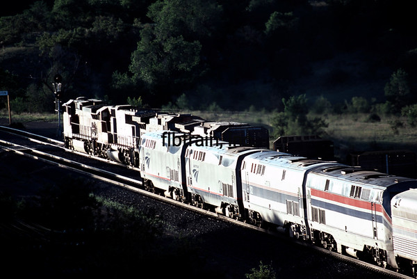 AM2001060002 - Amtrak, Raton, NM, 6/2001