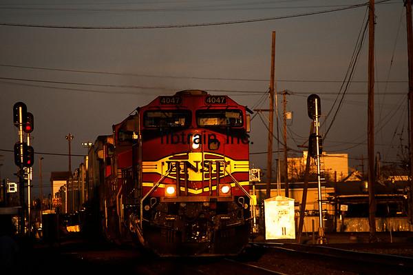 BNSF2007030105 - BNSF, Stockton, CA, 3/2007