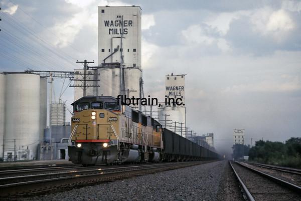 UP1991090527 - Union Pacific, Schuyler, NE, 9/1991