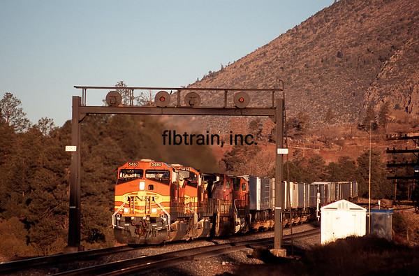 BNSF2004030258 - BNSF, Flagstaff, AZ, 3/2004