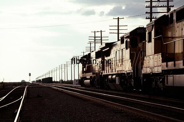 UP1991090521 - Union Pacific, Schuyler, NE, 9/1991