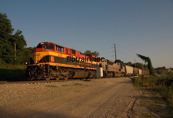 KCS2009060015 - Kansas City Southern, Vicksburg, MS, 6/2009