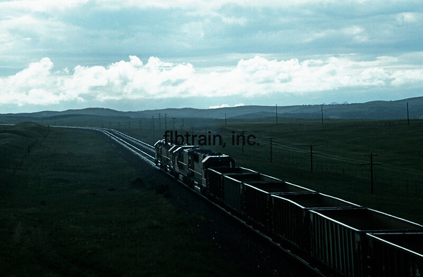 UP1994060021 - Union Pacific, Borie, WY, 6/1994