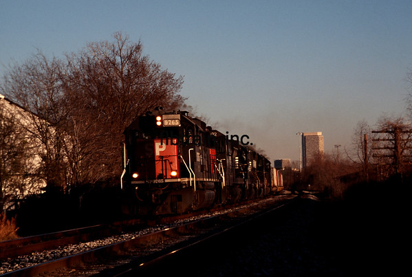 SP1996020700 - Southern Pacific, Houston, TX, 2/1996