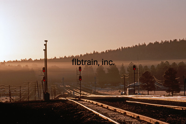 BNSF2002100027 - BNSF, Williams, AZ, 10-2002