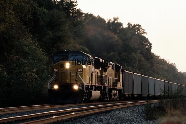 UP1998107826 - Union Pacific, Sugar Creek, MO, 10/1998