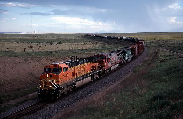 BNSF1999064809 - BNSF, Bragdon, CO, 6/1999