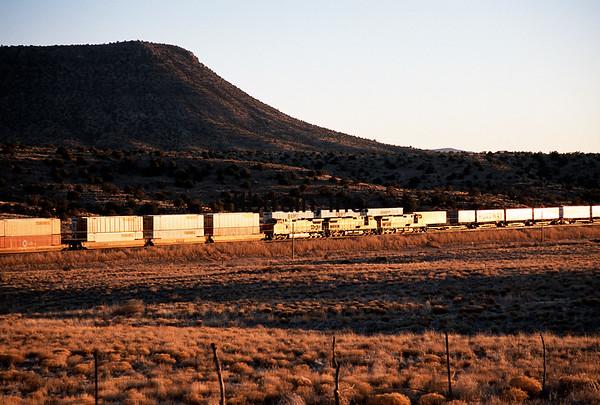 BNSF2007030404 - BNSF, Peach Springs, AZ, 3/2007