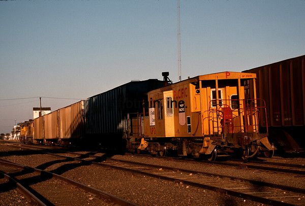 UP1989100153 - Union Pacific, Concordia, KS, 10/1989