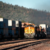BNSF2002100063 - BNSF, West Williams, Junction AZ, 10/2002