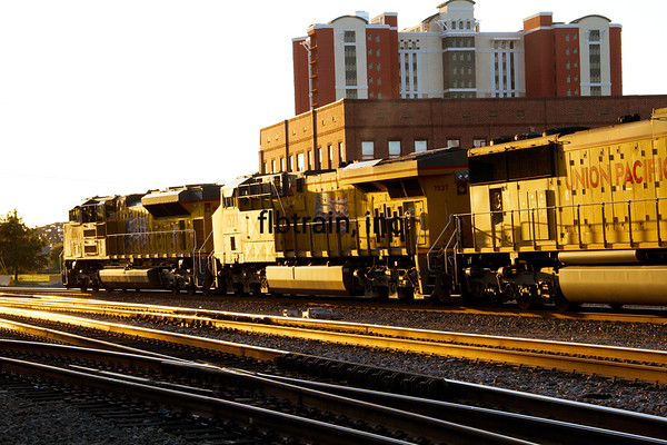 UP2012100016 - Union Pacific, Memphis, TN, 10/2012