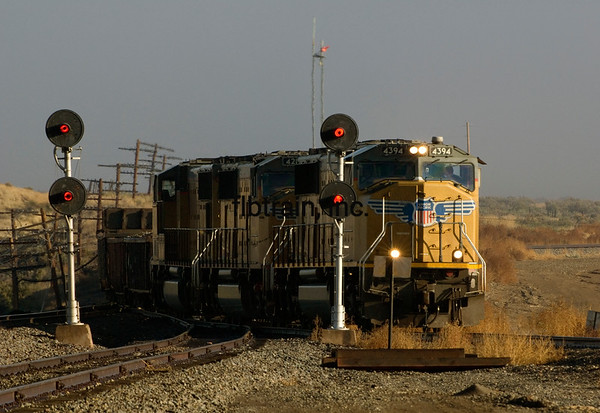 UP2008100055 - Union Pacific, Bragdon, CO, 10/2008