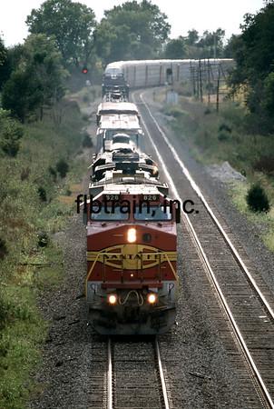 BNSF1996091051 - BNSF, Chillicothe, IL, 9/1996