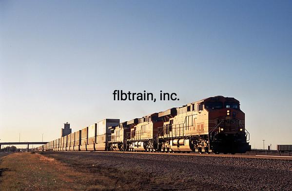 BNSF2007100056 - BNSF, Amarillo, TX, 10/2007