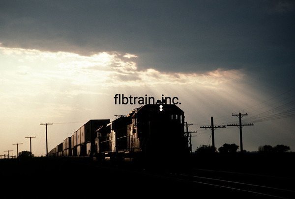 UP1991090537 - Union Pacific, Schuyler, NE, 9/1991