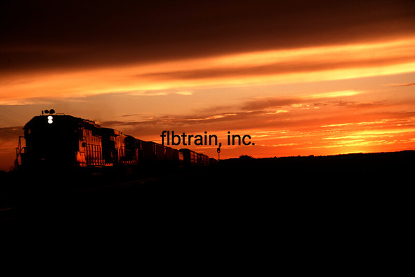 UP1996080063 - Union Pacific, Newman, KS, 8/1996