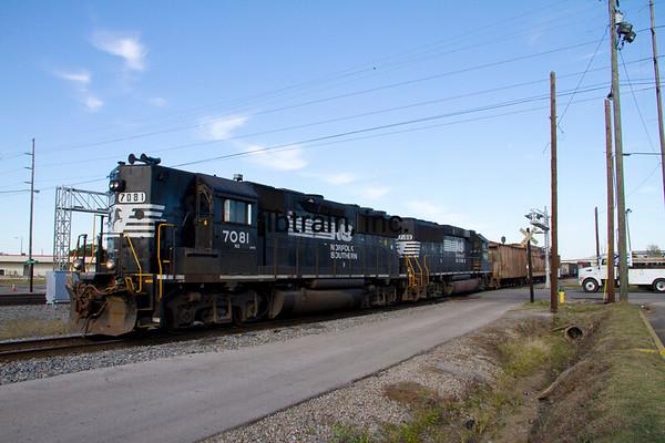 NS2012101701 - Norfolk Southern, Birmingham, AL, 10/2012