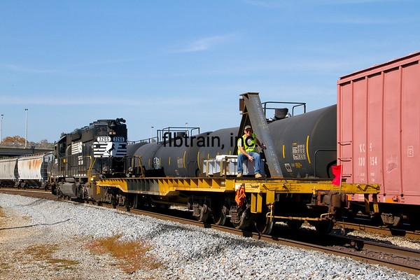 NS2012110090 - Norfolk Southern, Meridian, MS, 11/2012
