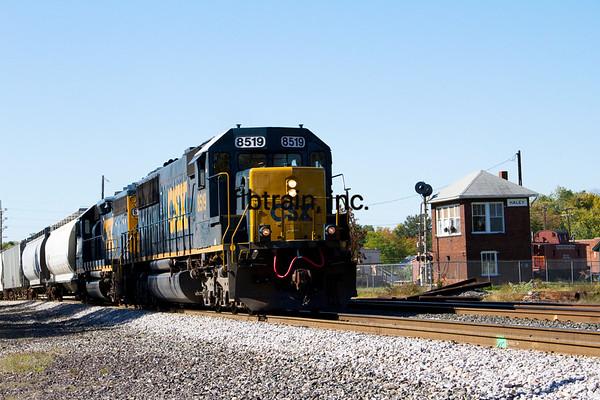 CSX2012100006 - CSX, Terre Haute, IN, 10/2012