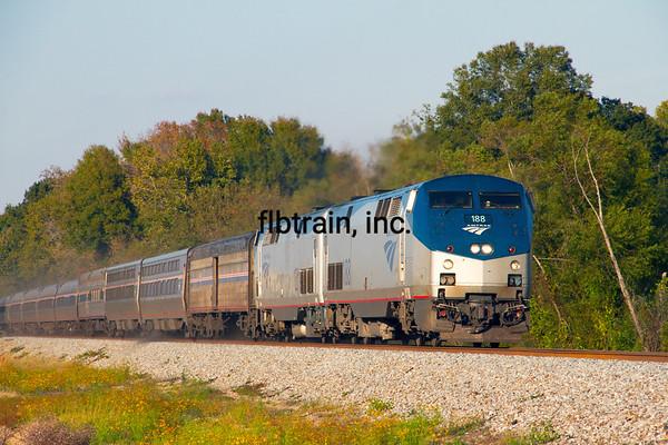 AM2012110040 - Amtrak, Meridian,, MS, 11/2012