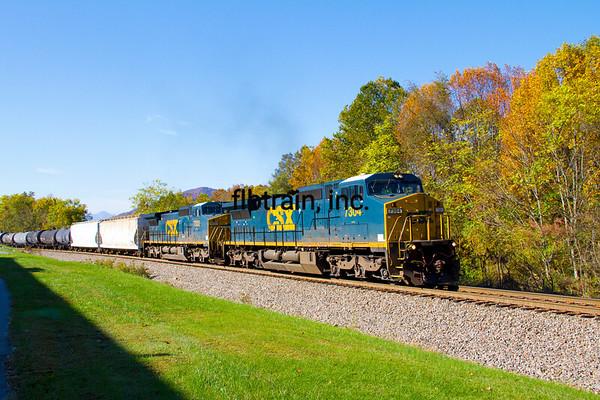 CSX2012100304 - CSX, Erwin, TN, 10/2012