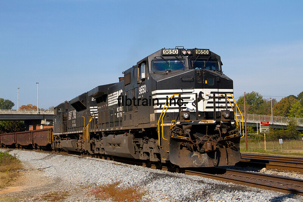 NS2012110075 - Norfolk Southern, Meridian, MS, 11/2012