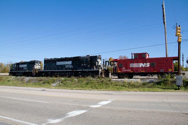 NS2012100200 - Norfolk Southern, Kingsport, TN, 10/2012
