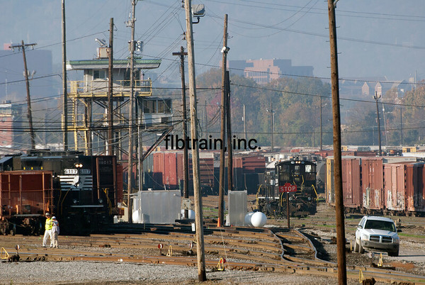 NS2012100300 - Norfolk Southern, Chattanooga, TN, 10/2012