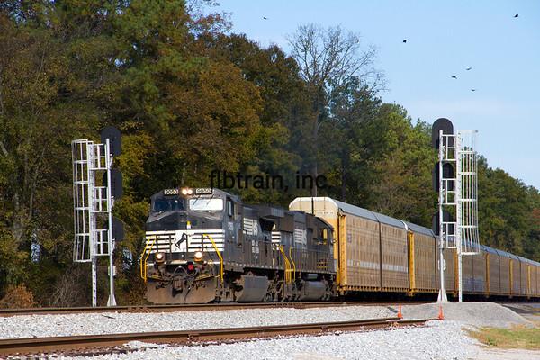 NS2012101680 - Norfolk Southern, Irondale, AL, 10/2012