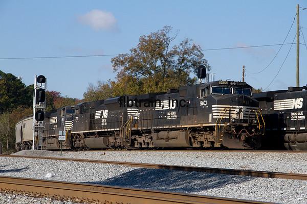 NS2012101040 - Norfolk Southern, Irondale, AL, 10/2012