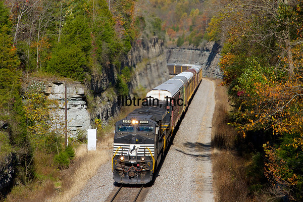 NS2012100082 - Norfolk Southern, King's Mountain, KY, 10/2012