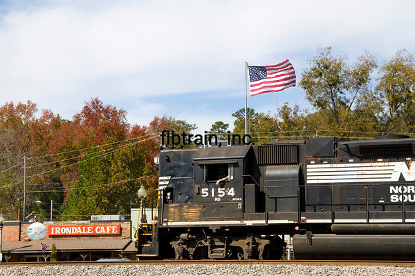 NS2012101640 - Norfolk Southern, Irondale, AL, 10/2012
