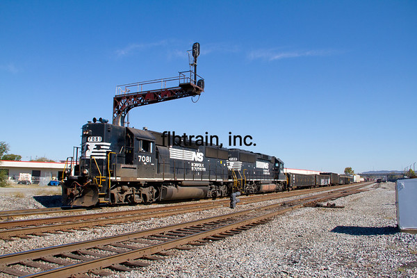 NS2012101583 - Norfolk Southern, Birmingham, AL, 10/2012