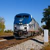 AM2012110007 - Amtrak, Meridian, MS, 11/2012