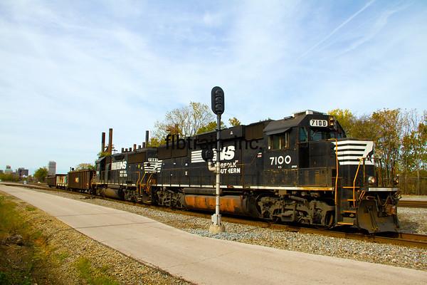 NS2012101362 - Norfolk Southern, Birmingham, AL, 10/2012