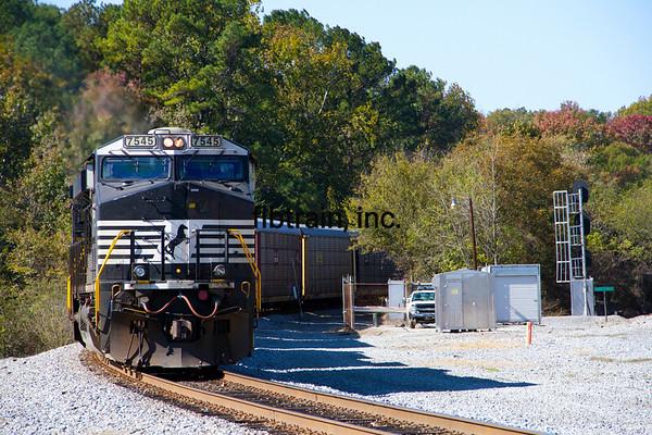 NS2012101120 - Norfolk Southern, Irondale, AL, 10/2012