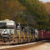 NS2012100672 - Norfolk Southern, Cohutta, GA, 10/2012