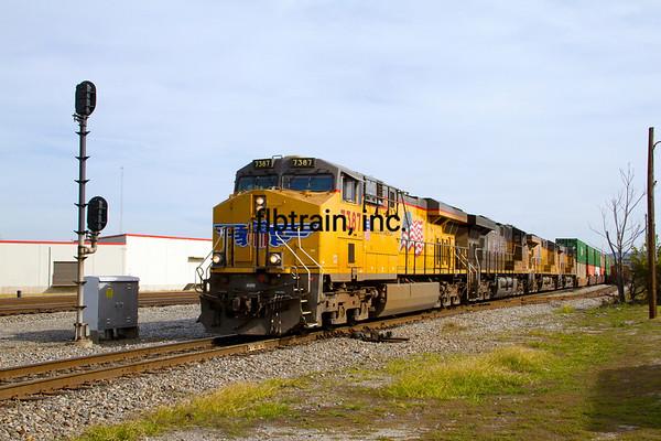 NS2012101342 - Norfolk Southern, Birmingham, AL, 10/2012