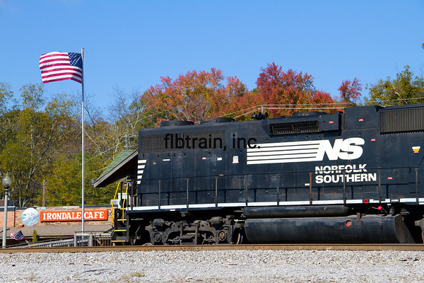 NS2012101081 - Norfolk Southern, Irondale, AL, 10/2012